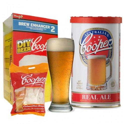 Coopers Original Bundle Kits – Real Ale