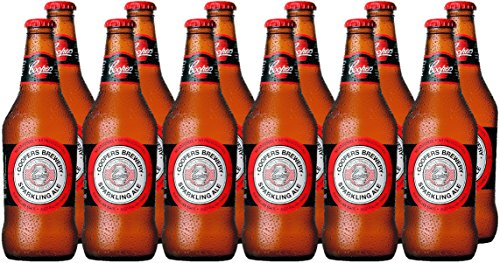 Coopers Sparkling Ale, 12 x 375 ml