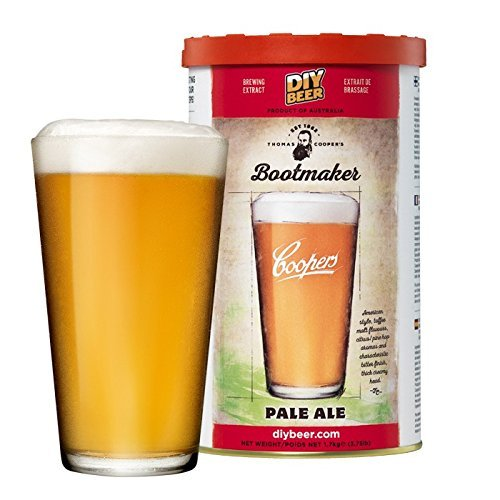 Coopers Thomas Bootmaker Pale Ale Brew Can by Coopers