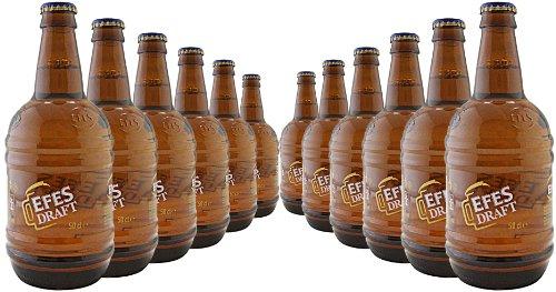 EFES Draft Beer (12 x 500ml – 5%) Bottles