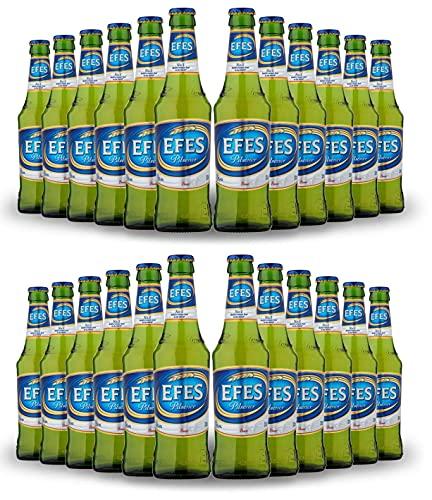 EFES Pilsener Lager (24 x 330ml – 5%) BOTTLES
