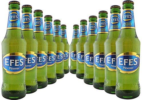 EFES Pilsner Lager Bottles (12 x 330ml – 5%)
