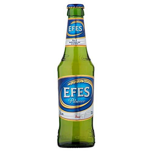 Efes – Pilsner Lager 24x 330ml Bottles