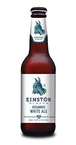 Einstok White Ale (24x 330ml Bottles)