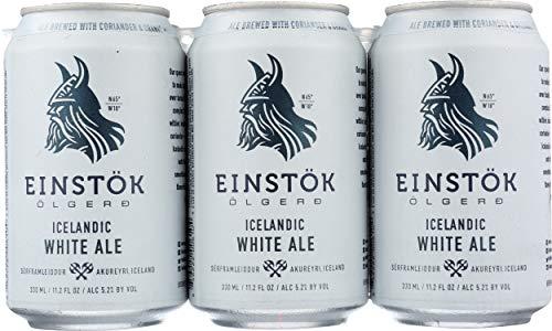 Einstok White Ale Cans, 12 x 330 ml