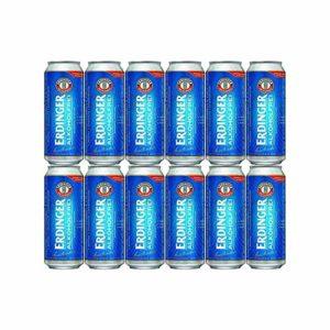 Erdinger Alkoholfrei 500ml Cans (12)