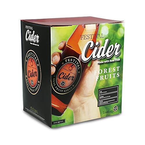 Festival Forest Fruits Cider – 40 Pint Home Brew Cider Kit