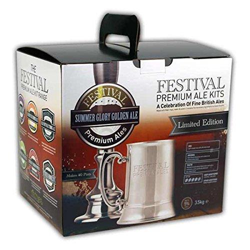 Festival – Summer Glory Golden Ale Beer Kit