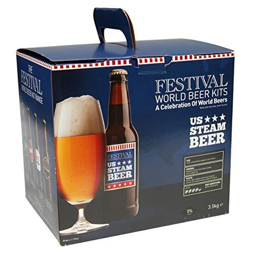Festival World Beers US Steam Beer 3kg Liquid Malt Extract