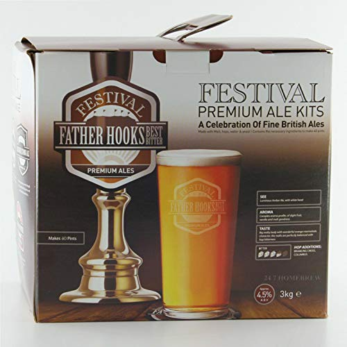 Festival/Ritchies Father Hooks Best Bitter