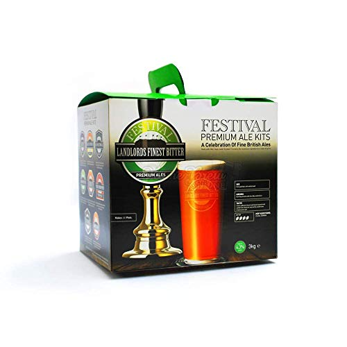 Festival/Ritchies Landlords Finest Bitter