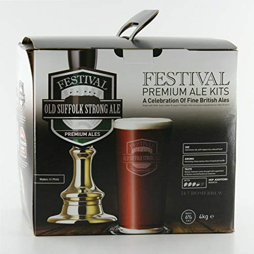 Festival/Ritchies Old Suffolk Strong Ale