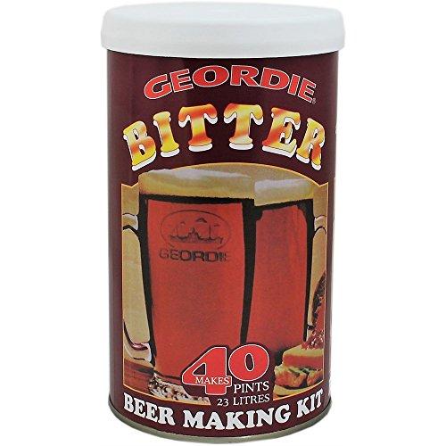 Geordie Bitter Home Brew Kit – Makes 40 Pints!