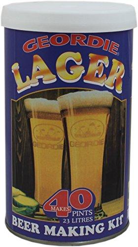 Geordie Lager Home Brew Kit – Makes 40 Pints!