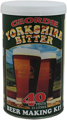 Geordie Yorkshire Bitter Home Brew Kit – Makes 40 Pints!