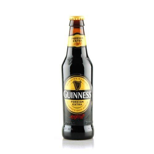 Guinness Nigerian Foreign Extra Stout (12 x 330ml Bottles)