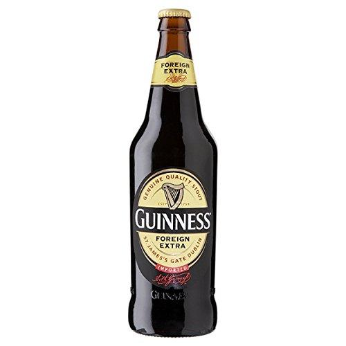 Guinness Nigerian Foreign Extra Stout (12 x 600ml Bottles)