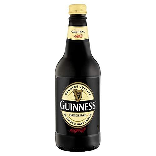 Guinness Original Stout Beer Bottles 12 x 500m