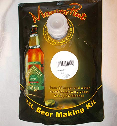 Hambleton Bard Masterpint Lager Beer Making Kit – 1.6Kg – Home Brew
