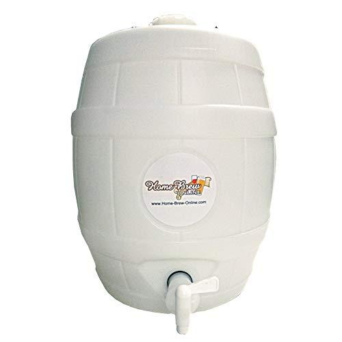Home Brew Online Beer Lager Cider Pressure Barrel Keg 25 Litre Including Standard Vent Cap