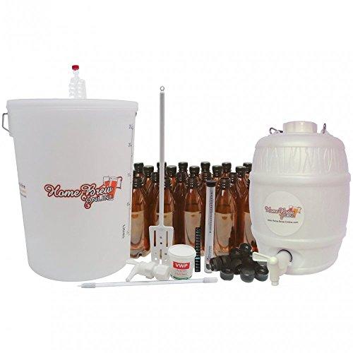 Home Brew Online HBO Barrel and Bottles Equipment Pack