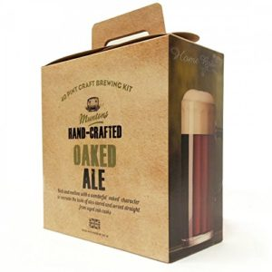 Homebrew – Muntons Hand-Crafted 3.5kg – Oaked Ale – Ingredient Kit
