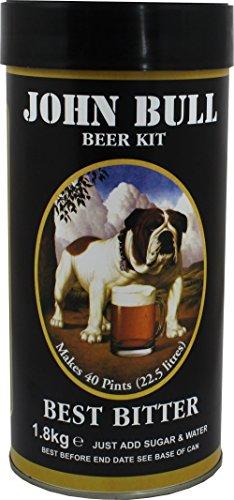 John Bull Best Bitter Home Brew Beer Kit – Makes 40 Pints!