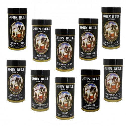 John Bull Beer Kit