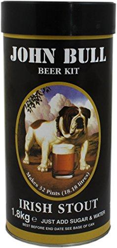 John Bull Irish Stout Home Brew Beer Kit – Makes 40 Pints!