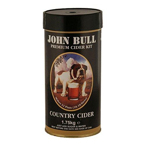 John Bull Traditional Country Apple Cider making kit.
