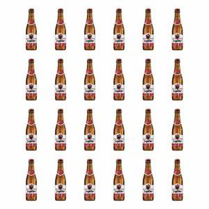 Jupiler Alcohol Free 0.0% Beer 250ml x 24 Bottles