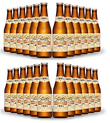 Kirin – Ichiban Shibori 24x 330ml Bottles