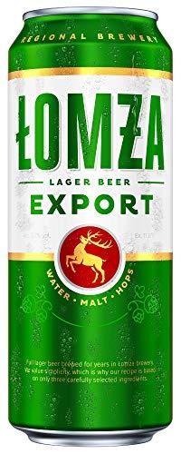 Lomza Export 5.7% 24 x 500ml Cans