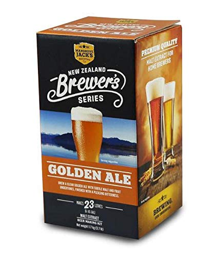 Mangrove Jacks Brewers Series Golden Ale