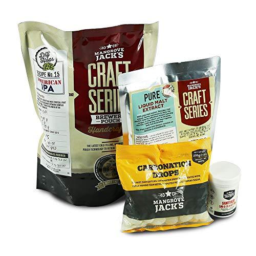 Mangrove Jacks Craft Series Brew Day Package – American IPA