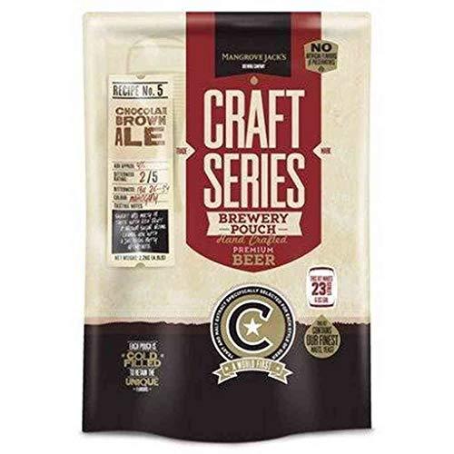 Mangrove Jack's Craft Series Choc Brown Ale Pouch 2.2 kg