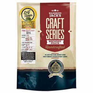 Mangrove Jack's Craft Series Pink Grapefruit IPA Beer Making kit (Limited Edition)
