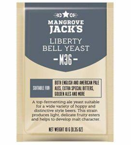 Mangrove Jack's Craft Series Yeast M36 Liberty Bell Ale 10g)