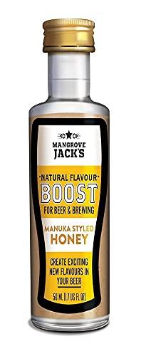 Mangrove Jack's Natural Beer Flavour Boost – Manuka Honey
