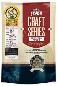 Mangrove Jack's Pink Grapefruit IPA Craft Beer Kit Pouches 23L 5.7% ABV