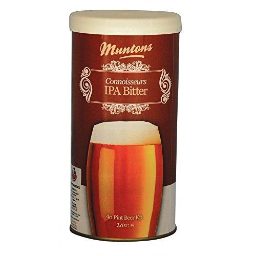 Muntons Beer Kits – Muntons Connoisseurs IPA Bitter Home Brew Kit