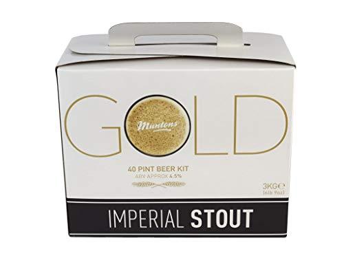 Muntons Gold Imperial Malt Beer (3kg) Beer Kit