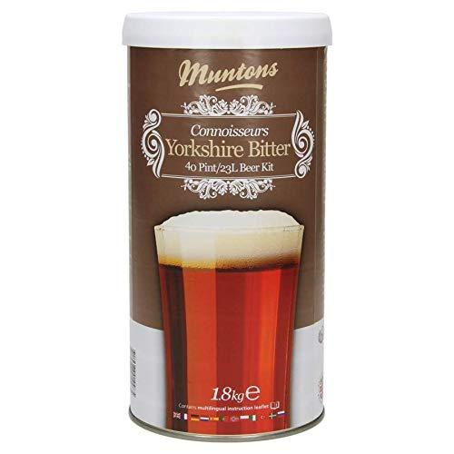 Muntons Yorkshire Bitter Beer Kit 1.8kg
