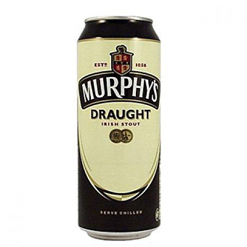 Murphys Draught Irish Stout (24 x 440ml Cans)
