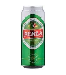Perla Chmielowa Polish Lager 24x500ml cans