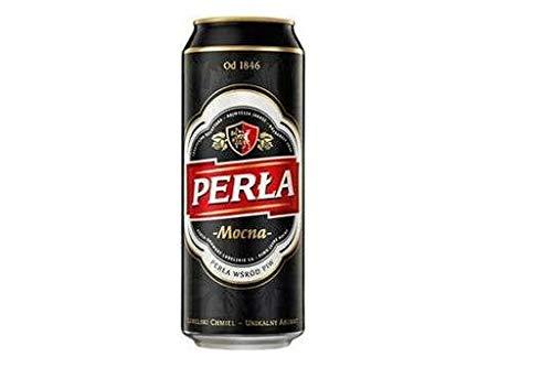 Perla Mocna 7.6% Lager 24 x 500ml