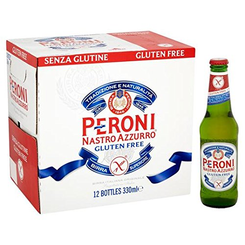 Peroni Nastro Azzurro Gluten Free 12 x 330ml