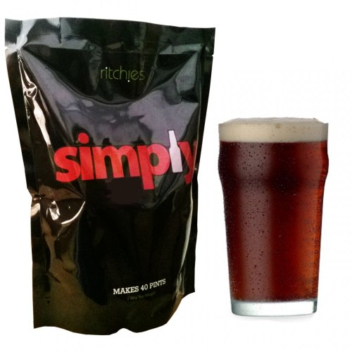 Ritchies Simply Mild – Home Brew Kit – 40 pints