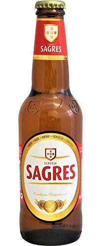 Sagres NRB Export, 33 cl Beer – Case of 24