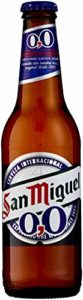 San Miguel Alcohol Free Lager Beer, 4 x 330ml